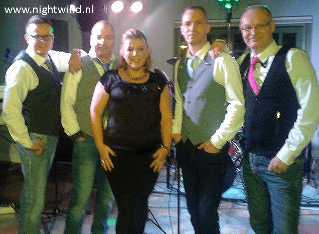 Coverband nightwind