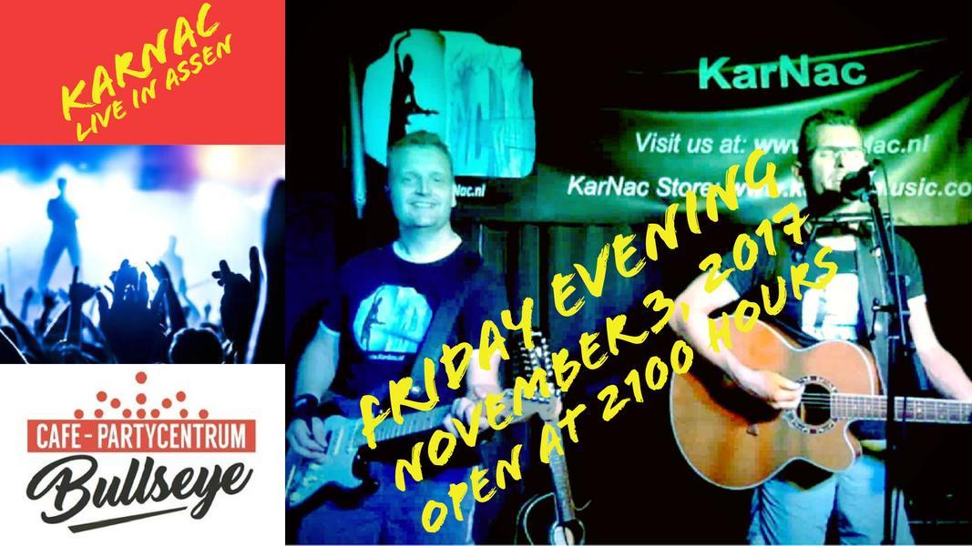 Karnac live in assen 2017