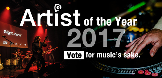 artist of the year 2017