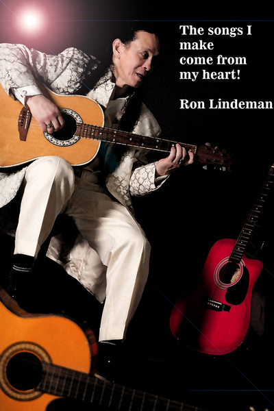 Ron lindeman  the songs i makekopie
