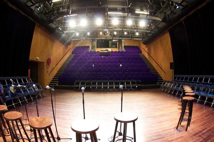 Zaal Huren Bij Theater Kikker In Utrecht Gigstarter