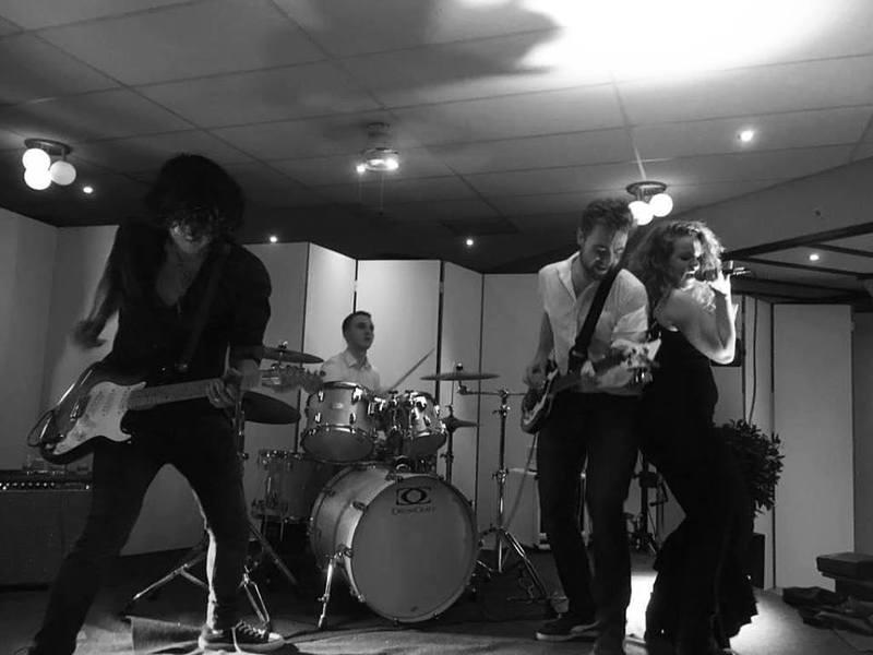 The velvet state band 2