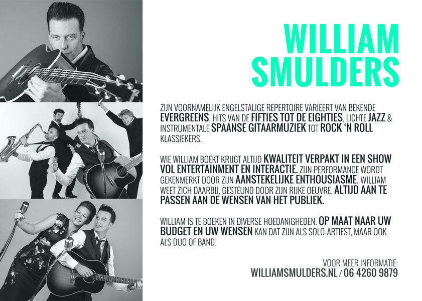 William smulders info