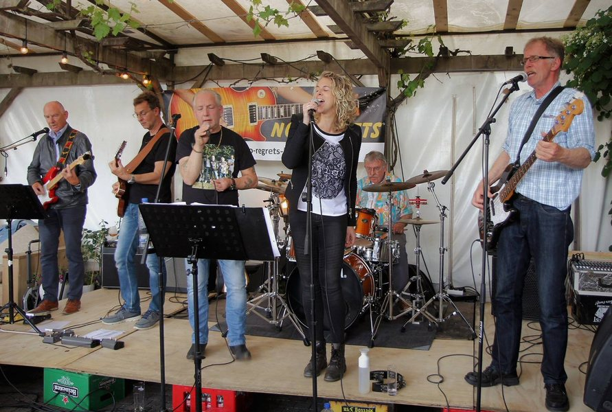Band compleet