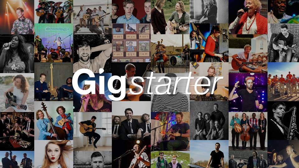 Gigstarter roster