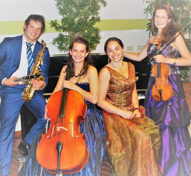 Camelia quartet