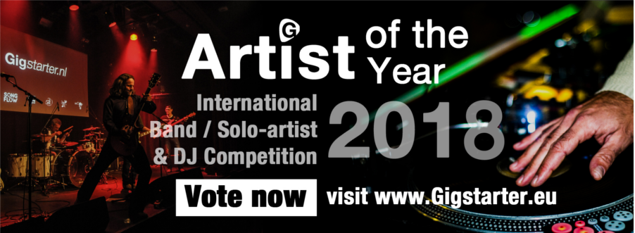 Gigstarter Artist of the Year 2018 competition