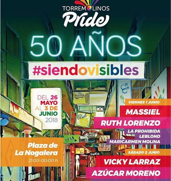 2. cartel pride torremolinos 2018