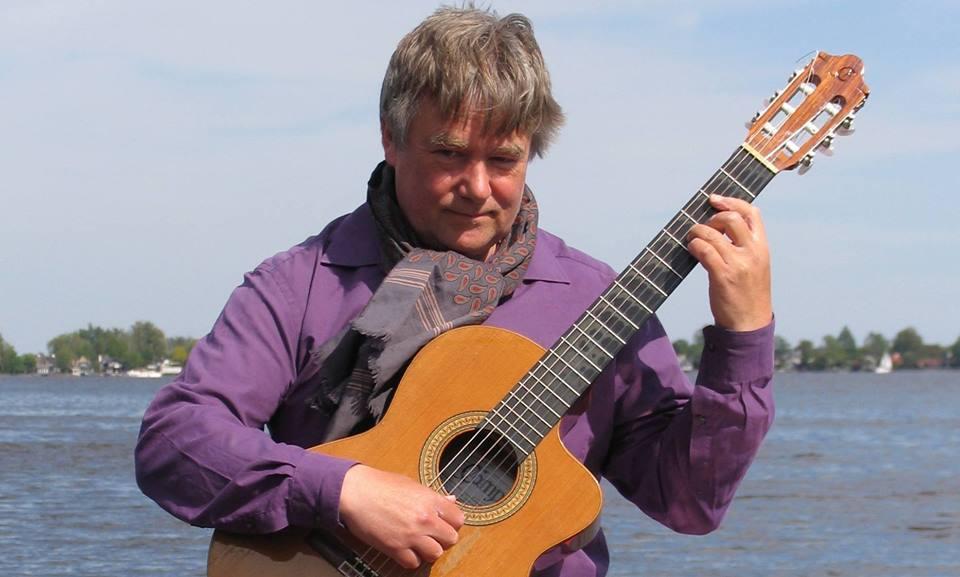 Christiaan boot gitaar