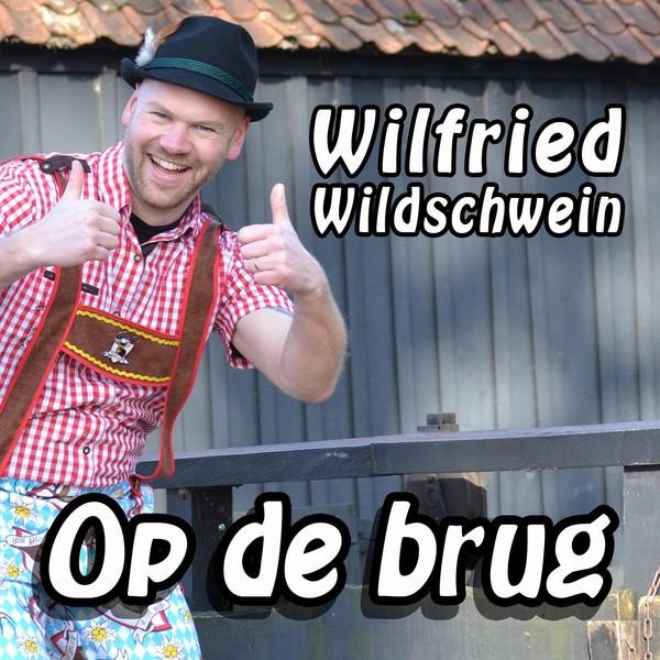 Wilfried op de brug   cd hoes