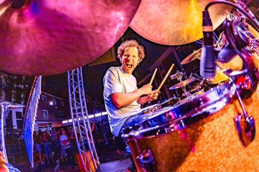 Gijs drummer 2