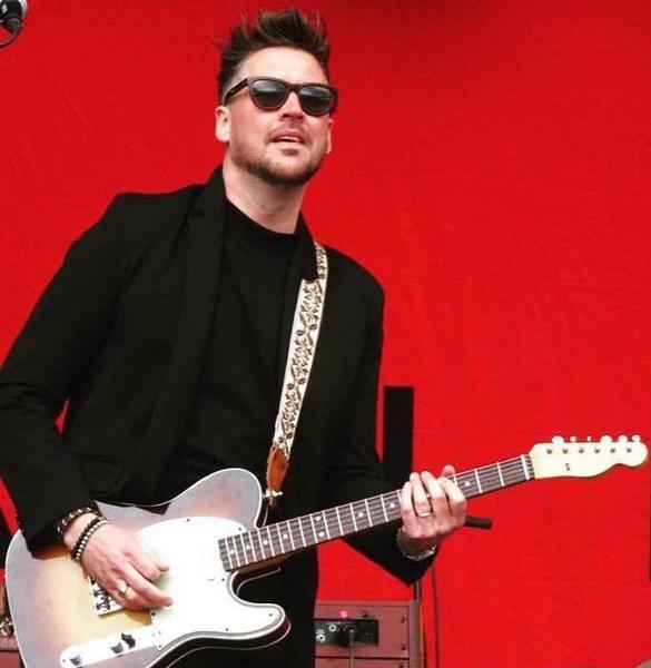 Gitarist rob