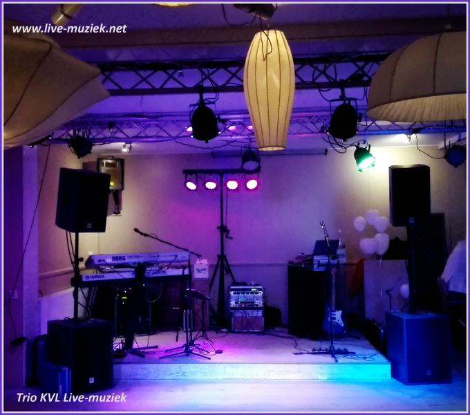 Trio kvl live muziek pcm