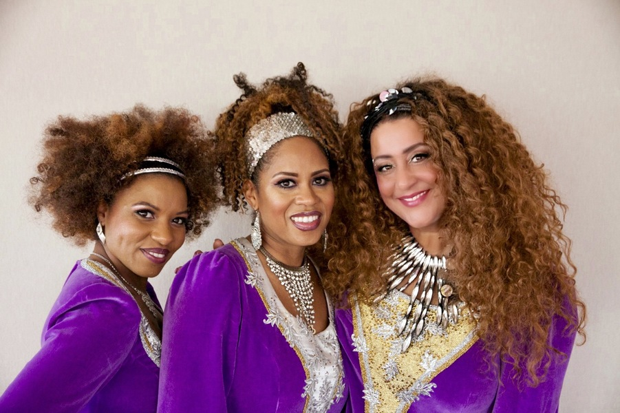 Gospel queens bij qmusic