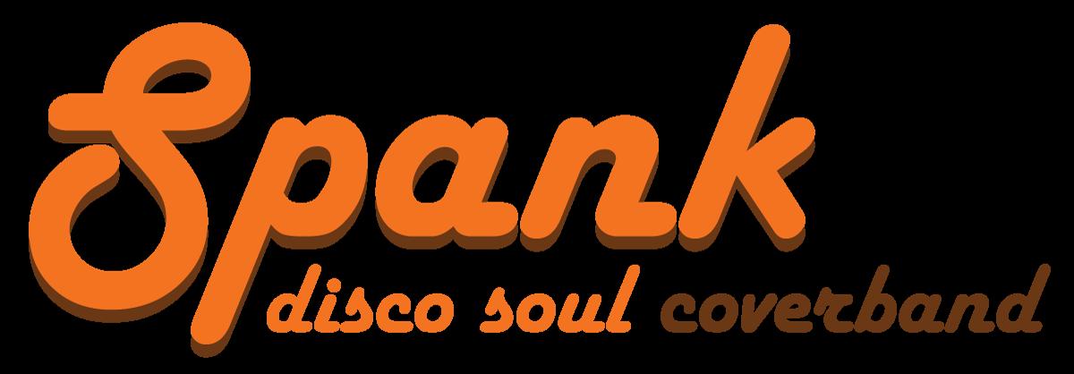 Logo spank disco soul
