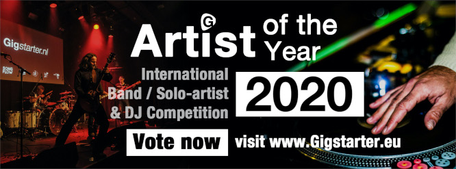Gigstarter Artist of the Year 2020 competition