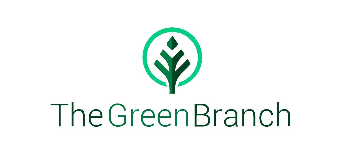 The Green Branch logo